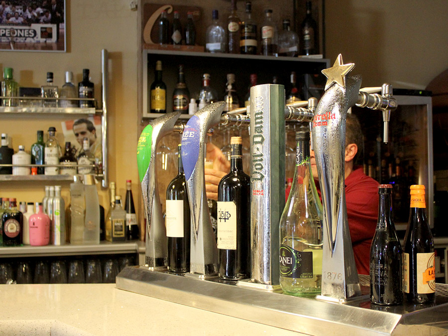 Cervecería MOESIA Palencia