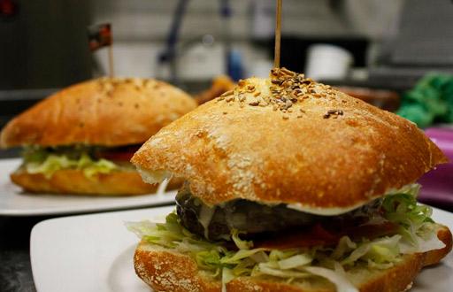 Las mejores hamburguesas de Palencia