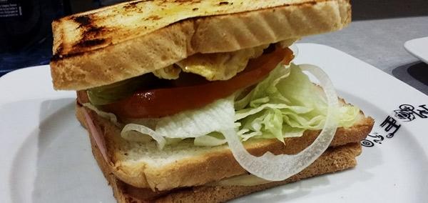 Sandwiches en Palencia