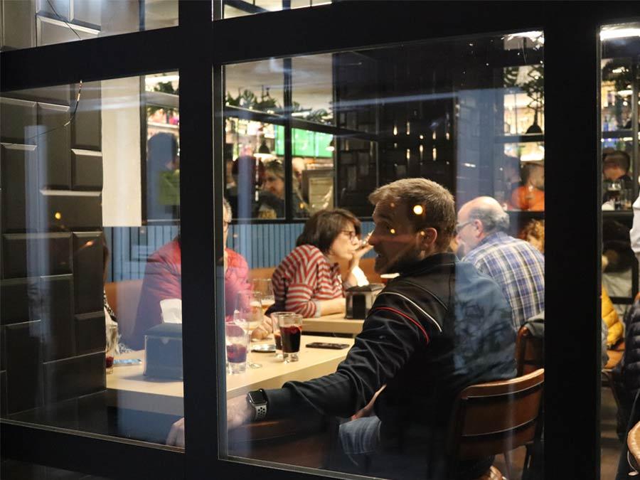Restaurante en Palencia